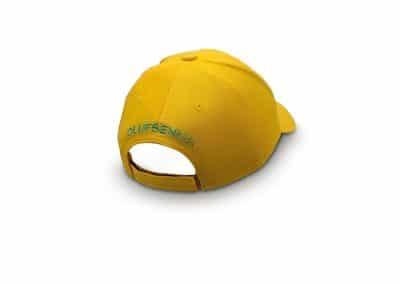 Gorra Amarilla Producto 6 Paneles 13