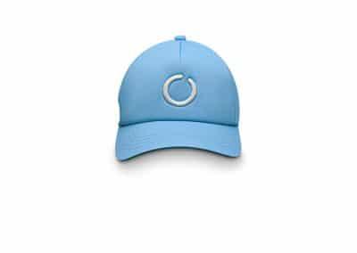 Gorra Azul Producto 5 Paneles 11