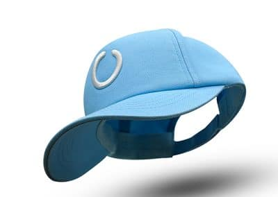 Gorra Azul Producto 5 Paneles 16