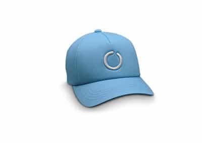 Gorra Azul Producto 5 Paneles 8
