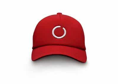 Gorra Roja Producto 5 Paneles 5