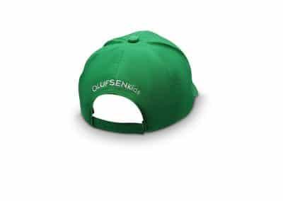 Gorra Verde Producto 5 Paneles 12