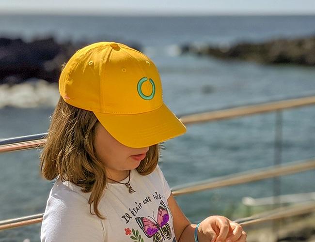 ¿Son eficaces las gorras de protección solar para niños?
