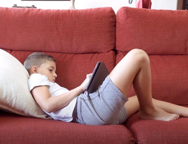 Posibles causas de los dolores de espalda en niños