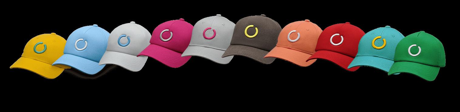 OLUFSENkids UPF50+ HATS