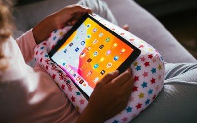 Cómo proteger a los niños de la radiación de móviles y tablets