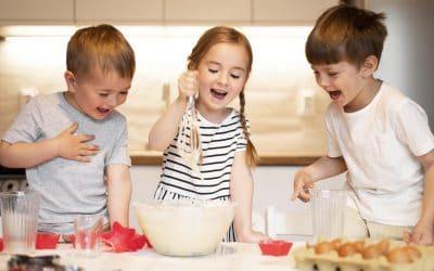 Actividades para hacer con niños en casa este invierno