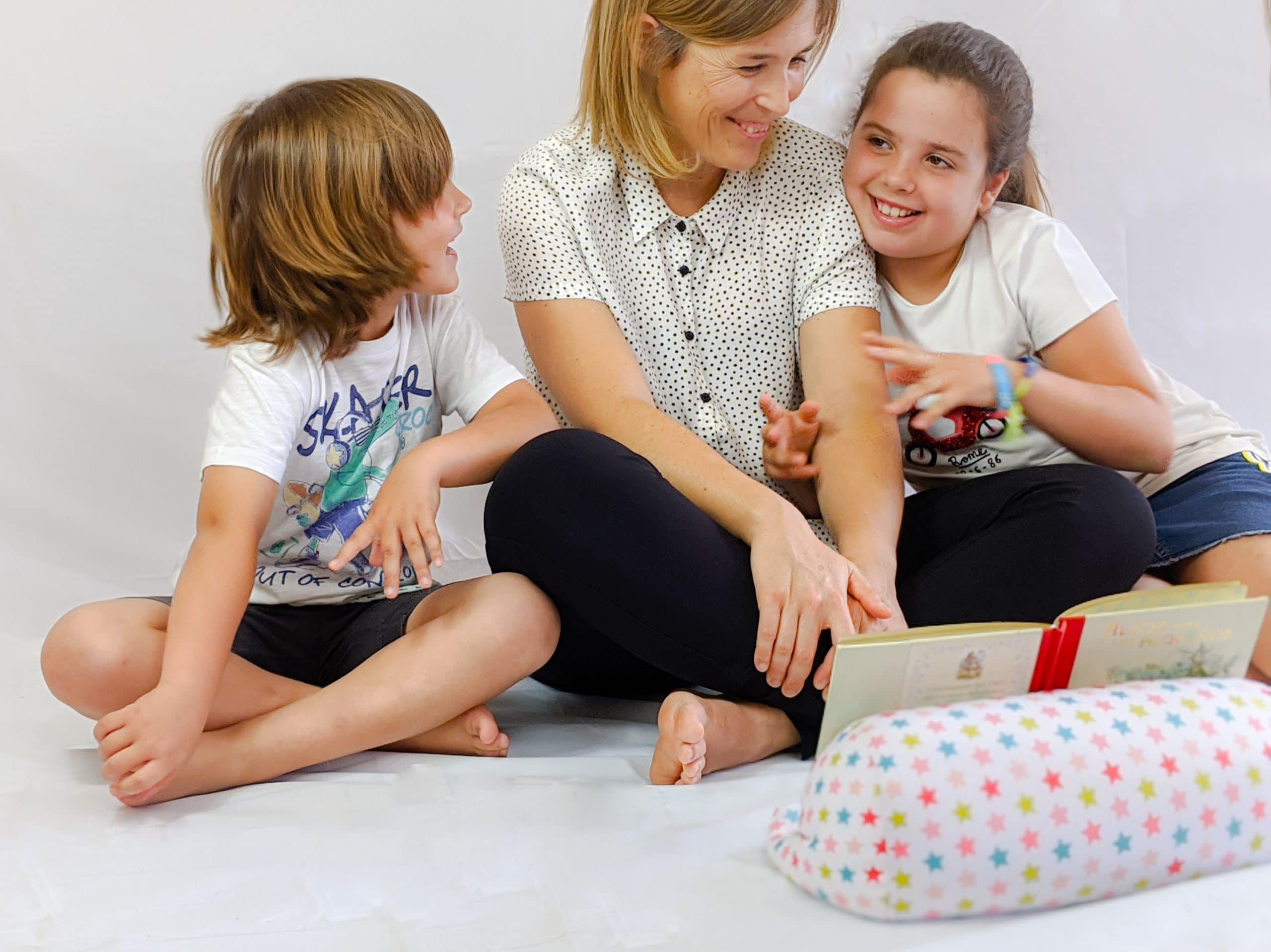 como fomentar la lectura en los niños padres